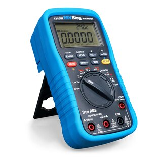 EEVBlog 121GW Data Logging Multimeter with Bluetooth