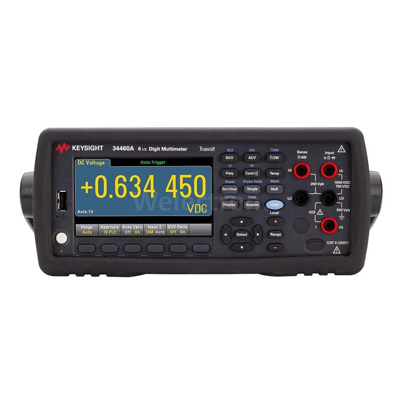 1000V 10A Elektronisches Multimeter Auto Probe Tester Alligator Krokodilklemmen