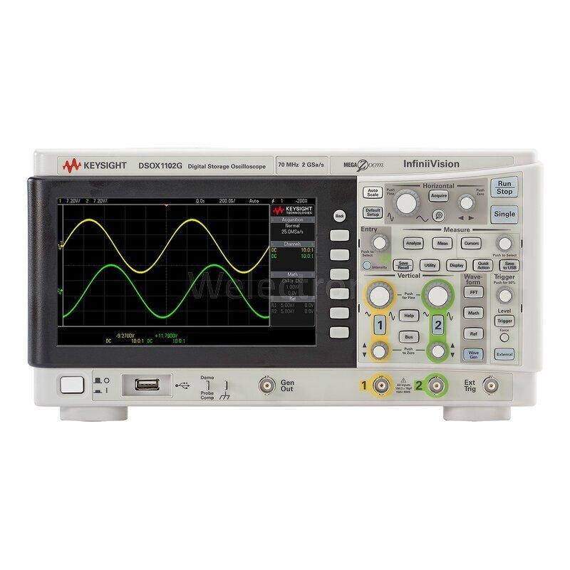 Keysight Edux1002a Oscilloscope 469 00
